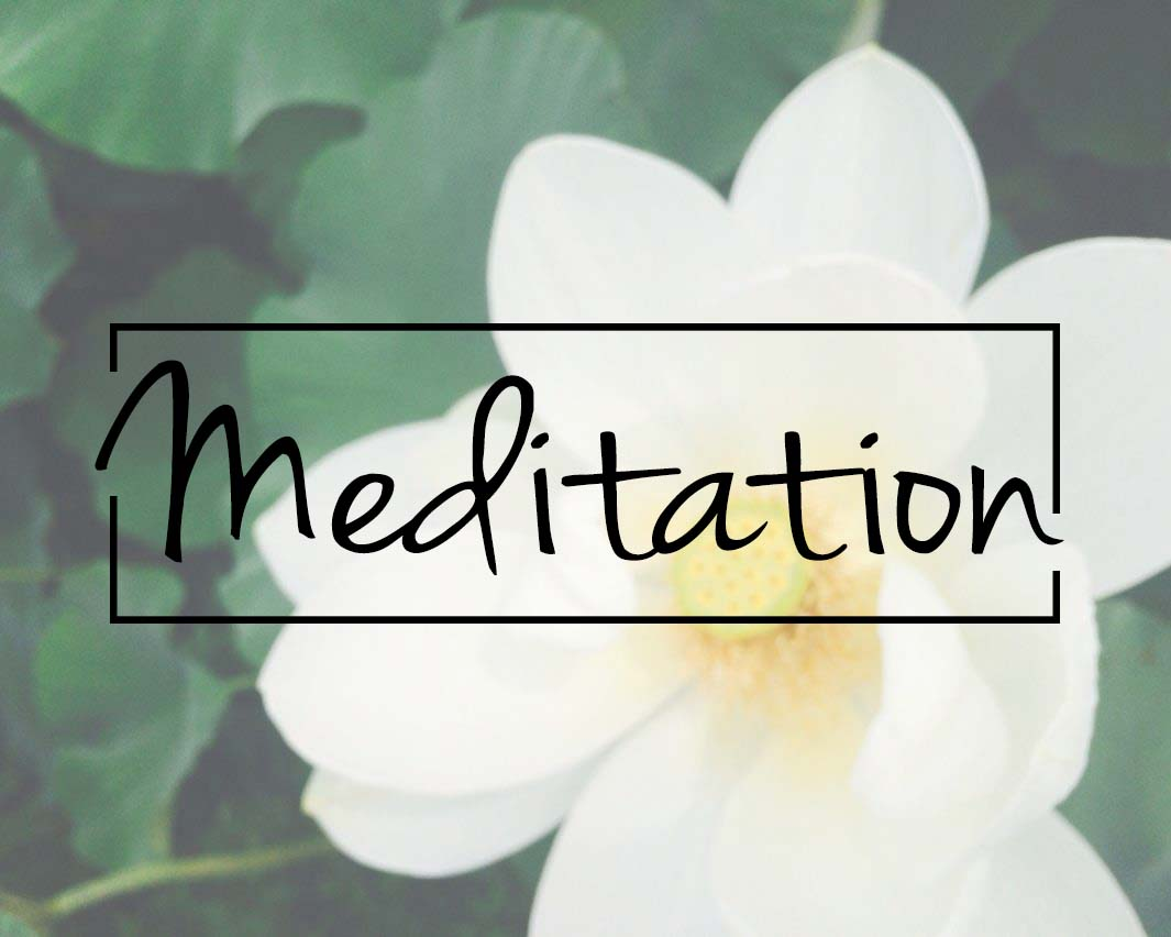 Self Care Sunday | Meditation